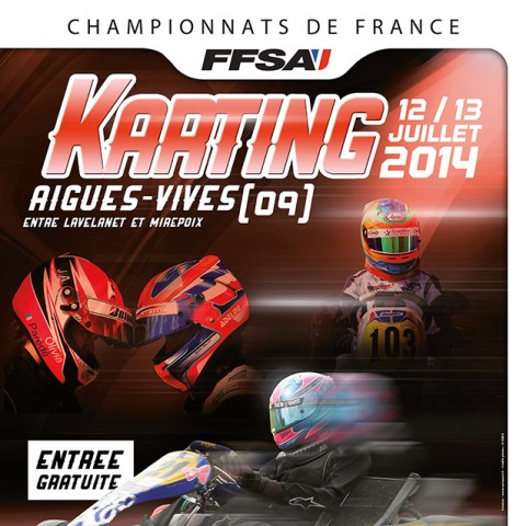 FFSA KARTING AIGUES VIVES