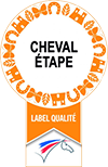 Label Cheval Etape