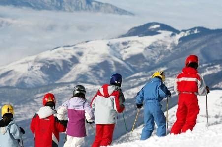 Ski Groupe Enfants