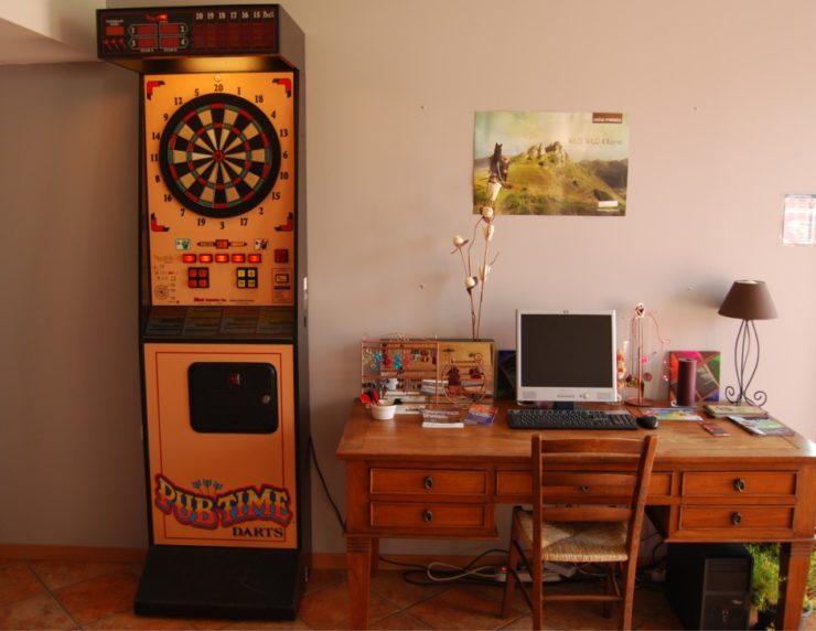Jeux de Fléchettes de Bar (PubTime Dart)