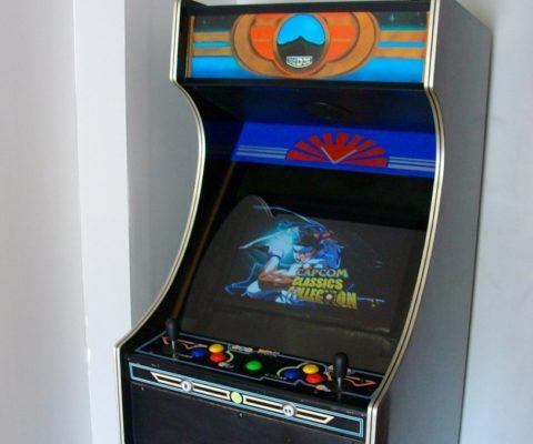 Borne d'Arcade pour les amoureux du Rétro-Gaming